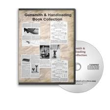 The Modern Gunsmith and <b>Handloader</b> Historic Book Collection on ...