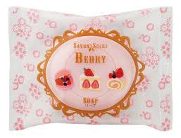 <b>Мыло косметическое</b> Ягоды <b>Savon</b> Sucre Berry <b>Soap</b> 30г   www.gt ...