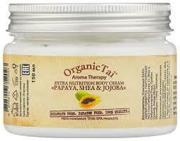 <b>Крем для</b> тела OrganicTai <b>экстрапитательный</b> Папа... — купить по ...