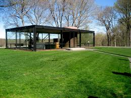 gallery of ad classics the glass house philip johnson  ad classics the glass house