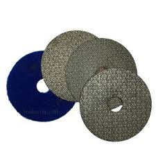 <b>T</b>-<b>REX</b> 3 in. <b>T</b>-<b>Rex</b> Electroplated Diamond Polishing Pads (Set of 4 ...