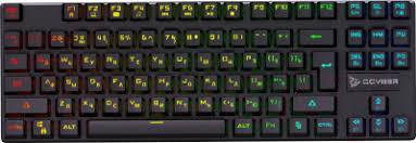 <b>Qcyber Dominator</b> TKL <b>QC</b>-<b>03</b>-<b>008DV01 Клавиатура</b> игровая ...
