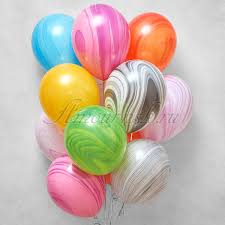 Купить букет «Воздушные шарики Романтика» в Новосибирске
