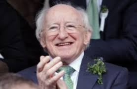 president speaks of heartbreaking unemployment and emigration on michael d higgins told irish professionals working in the states that he hoped to some day see many of them return to in the future