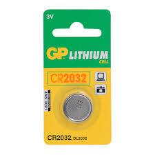 <b>Батарейки GP</b> Batteries <b>CR2032</b>-<b>C1</b> купить по цене руб. в ОБИ