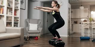 <b>Vibration plate workout</b> guide for Beginners | Bluefin <b>Fitness</b>