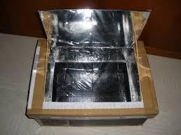 Resultado de imagen de cocina solar casera