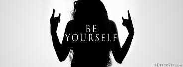 Be Yourself - Attitude HD Fb cover