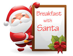 Image result for santa eating toast clipart