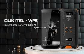 <b>OUKITEL WP5</b> Review - <b>4G</b> Rugged Smartphone with 8000mAh ...