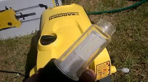 <b>Фильтр</b> очистки воды для минимойки <b>Керхер</b> | Пример <b>Karcher</b> ...