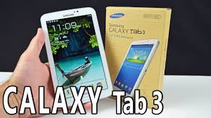 <b>Samsung GALAXY</b> Tab 3 7.0 Обзор и распаковка планшета ...