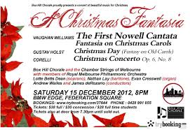 past events box hill chorale for a concert flyer click here