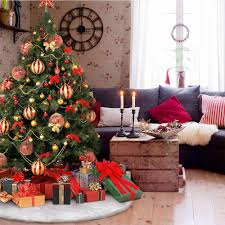 Tree <b>Skirts</b> Home White Pure Long Haired Faux Fur <b>Xmas Tree Skirt</b> ...