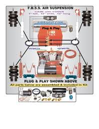 trust the air suspension ride pros; find exclusive deals on hot Air Bag Suspension Wiring Diagram Air Bag Suspension Wiring Diagram #60 Universal Air Suspension Install