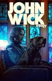 <b>john wick</b> trilogy