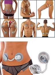 Электронный пояс для похудения живота