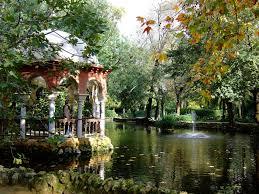 Resultado de imagen de plaza de españa parque maria luisa sevilla
