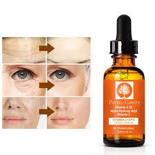 <b>30ml Pretty Cowry</b> Brand Natural Face Essence Serum Hyaluronic ...