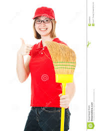 teen worker good attitude royalty stock image image  teen worker good attitude