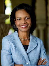 Condoleezza Rice Former U.S. Secretary of State Condoleezza Rice will deliver the address at SMU's 97th Commencement ceremony at 9:30 a.m. Saturday, May 12, ... - condoleezza-rice-lg