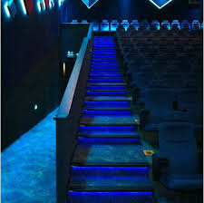 ip 65 dmx 5w 10w indoor automatic led stair lighting for cinema automatic led stair lighting