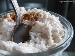 Résultats de recherche d'images pour «pouding au riz»