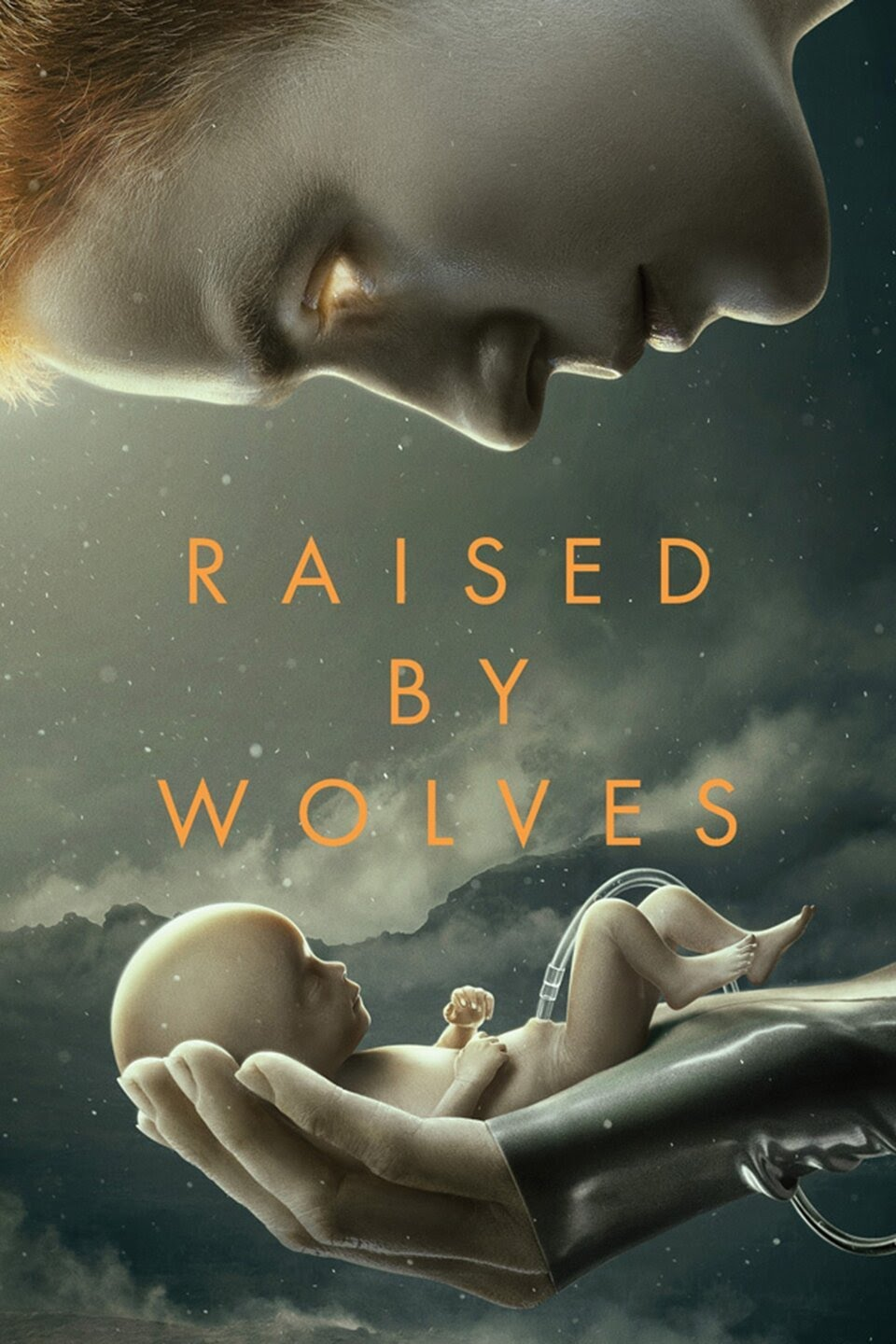 Raised by Wolves (Season 1) S01 complete {English With Subtitles} 720p WeB-HD