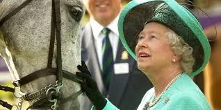 <b>Queen</b> Elizabeth II, 94, Has Been <b>Riding Horses</b> Daily | W Magazine ...