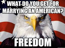 Let Freedom Ring! Patriotic Bald Eagle Memes - Doublie via Relatably.com