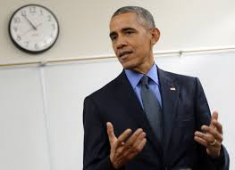 obama starts a fight over gun control wabe fm president barack obama delivers a brief statement in a classroom at n springs high school on dec 18 2015 in san bernardino california