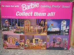 vtg barbie doll living room furniture playset folding pretty house 1996 mattel ebay barbie bedroom furniture