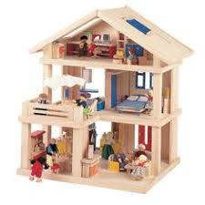 images about Plan Toys Doll House on Pinterest   Plan Toys    Amazon com  Plan Toys Plan Toys Dollhouse Series Terrace Dollhouse  Toys Games