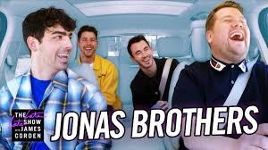 Jonas Brothers Carpool Karaoke - YouTube