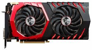 <b>Видеокарта MSI GeForce</b> GTX 1070 1607MHz PCI-E 3.0 8192MB ...