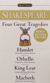 com four great tragedies hamlet othello king lear com four great tragedies hamlet othello king lear macbeth signet classics 9780451527295 william shakespeare sylvan barnet alvin kernan