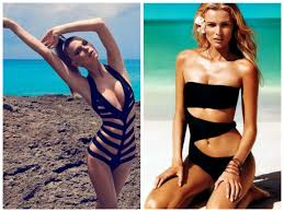 <b>Купальник</b> по типу фигуры: пляжная мода