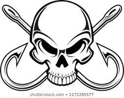 <b>Fisherman Skull</b> Images, Stock Photos & Vectors | Shutterstock