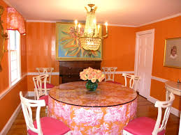 eye dining room paint
