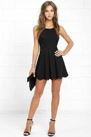 <b>Dressy</b> dresses, Casual cocktail dress, Black backless dress