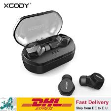 XGODY <b>F8</b> Business <b>Wireless</b> Earphone Mini <b>Bluetooth TWS</b> ...
