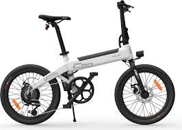 <b>Электровелосипед Xiaomi HIMO</b> C20 Electric Power Bicycle, белый