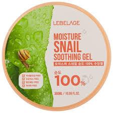 <b>Гель</b> для тела <b>Lebelage Moisture Snail</b> Purity 100% Soothing <b>Gel</b> ...