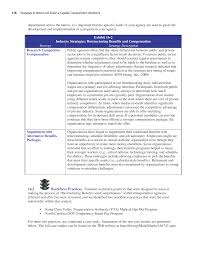 chapter restructuring benefits and compensation strategies page 116