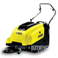 Walk-Behind Vacuum Sweepers - Empire Tech Best Technology for ...
