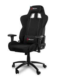 <b>Компьютерное кресло Arozzi Inizio</b> Fabric Black купить в интернет ...