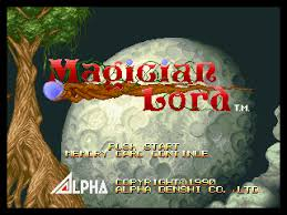 Magician Lord (MAME)