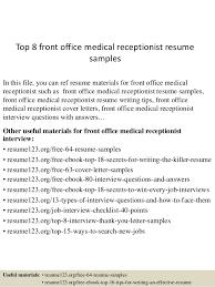 desk medical office resume front  tomorrowworld codesk