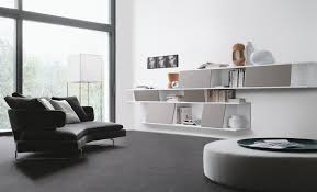 For Floating Shelves In Living Room Awesomely Inspirational Modern Shelving Ideas In All Space Sides