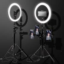 10inch 26cm USB Interface <b>Dimmable LED Selfie</b> Ring Light ...